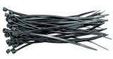 Páska stahovací 75 x 2,4 mm 100 ks černá Vorel