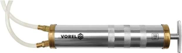 Pumpa ruční na olej 500 mm Vorel