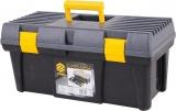"""Box na nářadí plastový 20"""" 2 zámky šedé víko 50cm Vorel"""