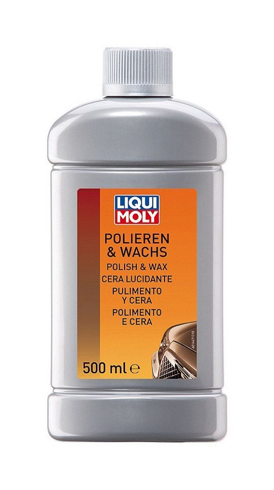 Liqui Moly 500ml (amLM1467) Leštidlo & vosk Made in Germany