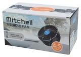 Ventilátor MITCHELL 12V na přísavku