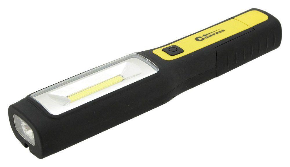 Svítilna montážní LED 120/300lm nabíjecí Compass