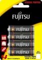 Baterie zinková AA Fujitsu, blistr 4ks