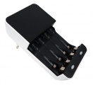 Nabíječka baterií, AC 230V, max. 350mA, 2 kanály, AA/AAA