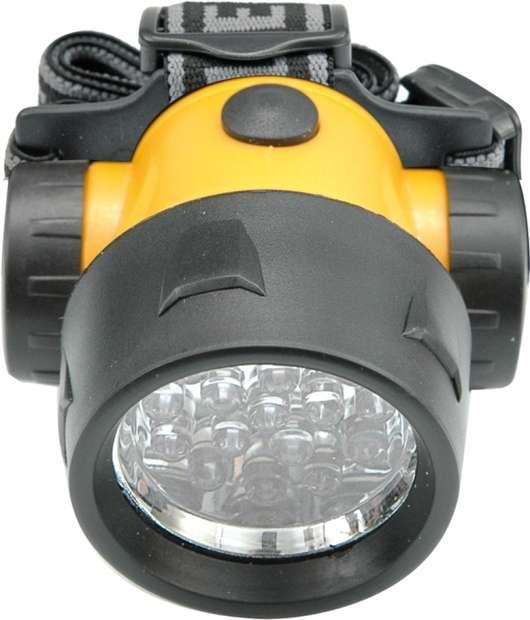 Lampa montážní LED 17 čelovka Vorel