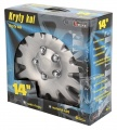 "Kryty kol ORLANDO metallic 14"" Compass"