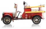 Model FIRE TRUCK (dekorace)