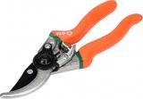 Nůžky zahradnické 215mm (průměr do 20mm) šikmý stříh Vorel