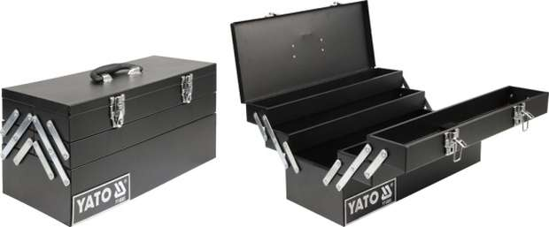 Box na nářadí 460x200x240mm Yato