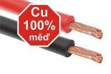 Kabely startovací 400 A 3m 100% měď ZIPPER BAG Compass