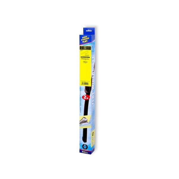 Stěrače FLAT SET (HOOK) 480+430mm