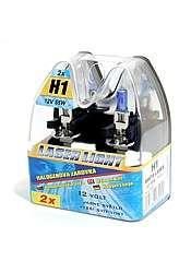 Žárovka H1 12V 55W WHITE LASER 2ks Compass
