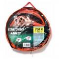 Startovací kabely 700A 2,5m zipper bag Compass