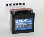 Motobaterie Exide AGM EXETX14L-BS- s náplní, 12Ah
