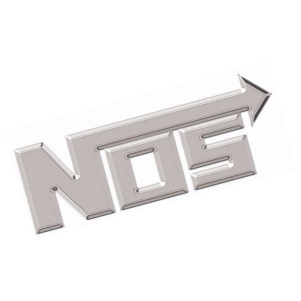 Znak NOS samolepící PLASTIC