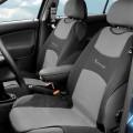 Potah sedadla TRIKO přední tmavě šedý 31630 Compass