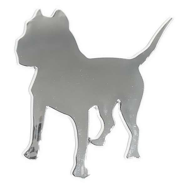 Znak DOG samolepící PLASTIC Compass