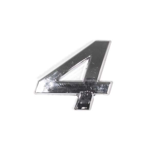 Znak 5 samolepící PLASTIC Compass