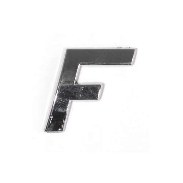 Znak F samolepící PLASTIC Compass