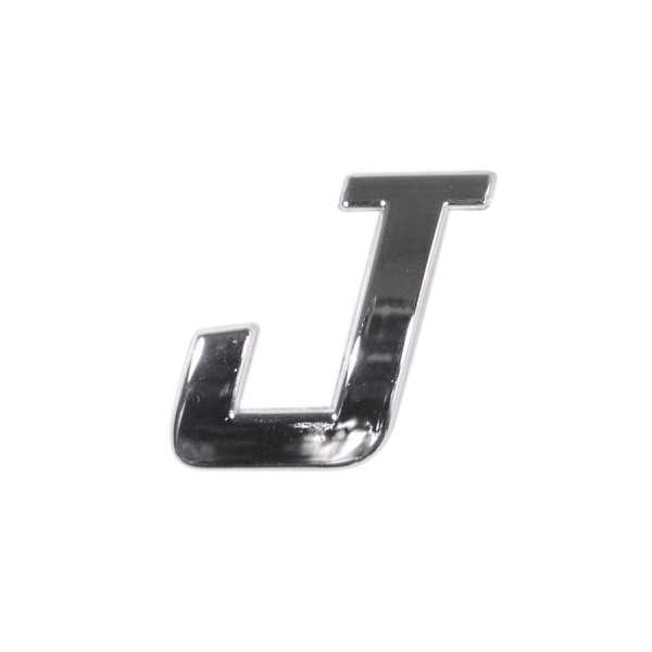 Znak J samolepící PLASTIC Compass