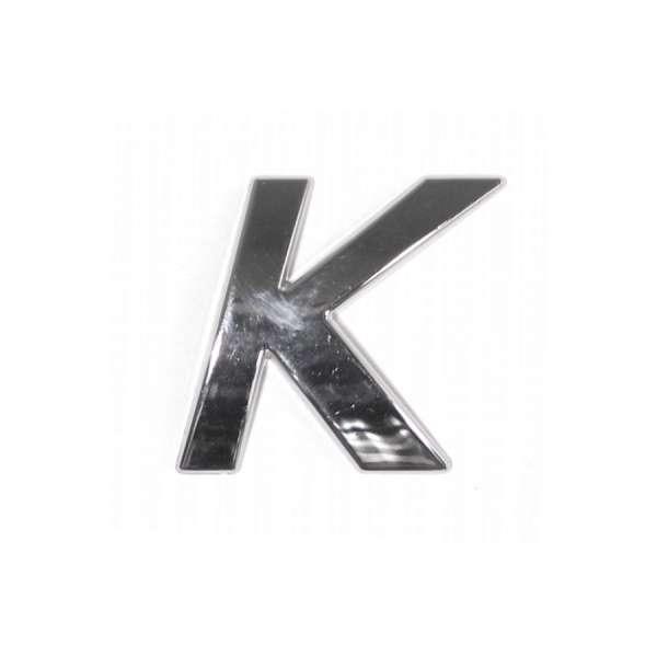 Znak K samolepící PLASTIC Compass