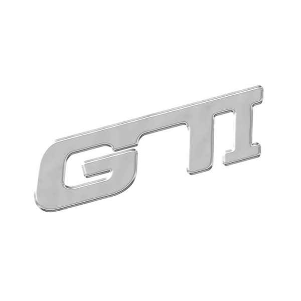 Znak GTI samolepící PLASTIC Compass