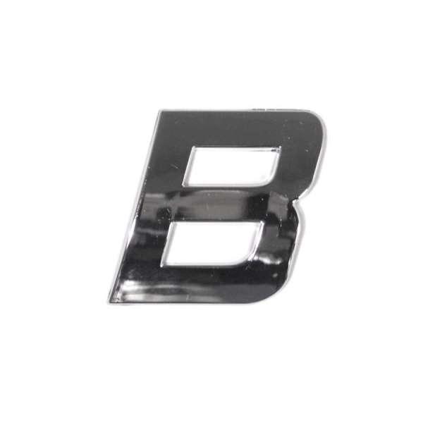 Znak B samolepící PLASTIC Compass