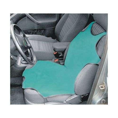 Potah sedadla TRIKO SOFT přední 1ks zelený Compass