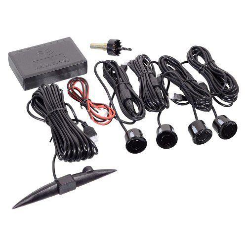 Parkovací asistent 4 senzory, LED displej