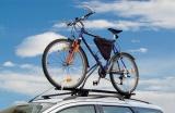 Nosič jízdního kola zamykací,black univerzální Compass