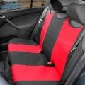 Potah sedadla TRIKO zadní 1ks červený Compass