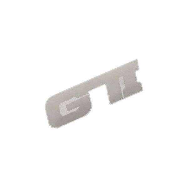 Znak GTI samolepící METAL malý Compass