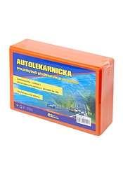 Autolékárnička I. plastová velká - 216/2010 sb. MD Compass
