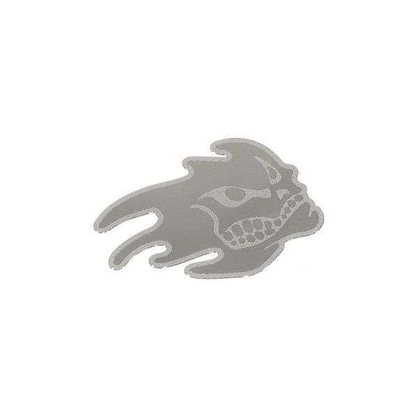 Znak HEAD samolepící METAL malý Compass