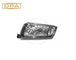 Přední světlomet Škoda Fabia Basic - levý