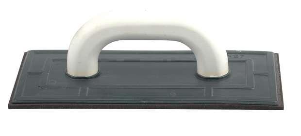 Hladítko 260 x 130 mm s gumou Vorel