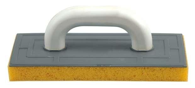 Hladítko 280 x 140 mm s houbou řídkou Vorel
