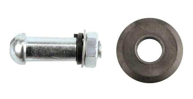 Kolečko výměnné se šroubem 16 x 6 x 3,0 mm Vorel