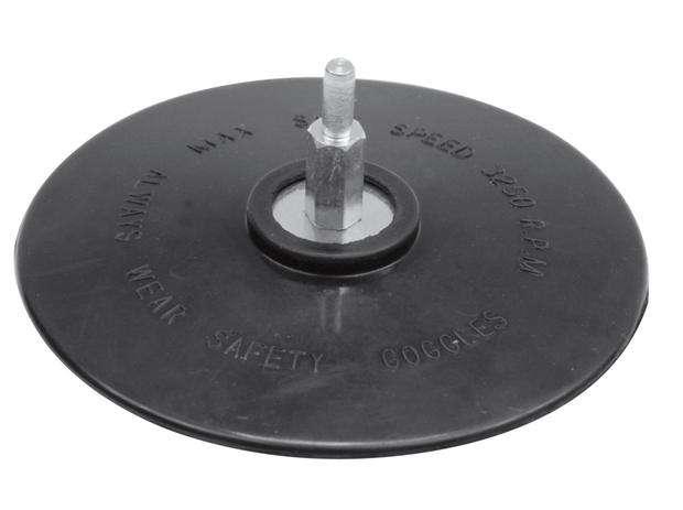 Talíř leštící/brousící 125 mm Vorel
