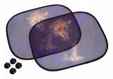 Sluneční clona na boční okno LEOPARD 2ks Compass