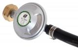 Plynový zářič s PB CZ regulátorem