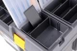 """Box na nářadí plastový 26"""" 2 zámky 65cm Vorel"""