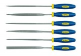 Sada pilníků jehlových 140 mm 6 ks VOREL