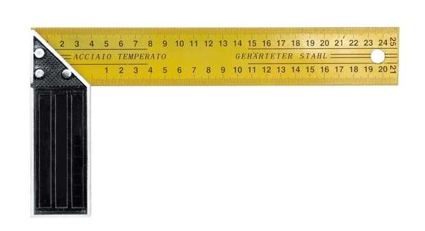 Úhelník truhlářský 350 mm Vorel