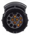 Redukce zásuvky tažného zařízení 7-13 pólů Compass