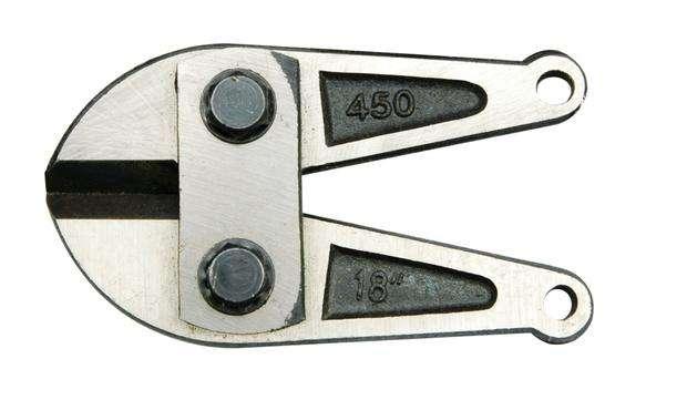 Náhradní čelisti 750 mm pro kleště štípací TO-49750 Vorel