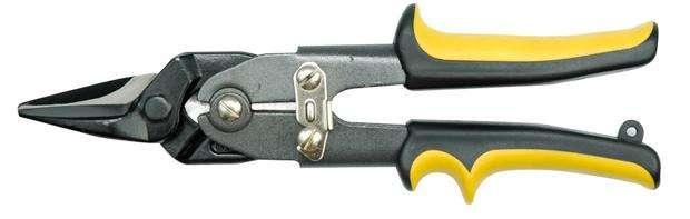 Nůžky na plech 250 mm rovné CrNi Vorel