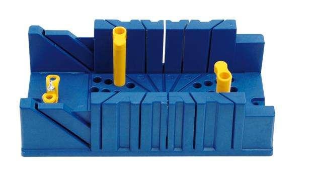Přípravek na řezání úhlů 325 x 125 mm plast Vorel