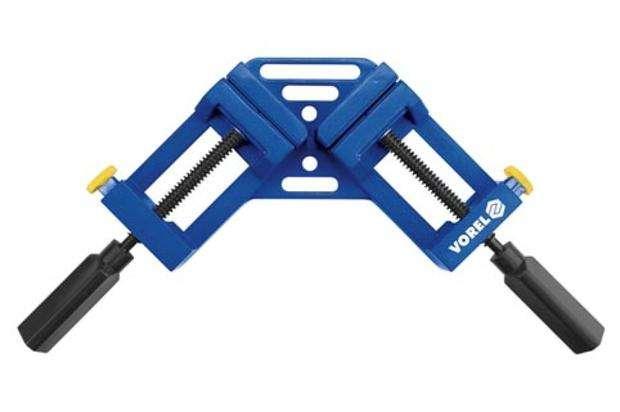 Svěrka truhlářská 65 mm úhlová Vorel