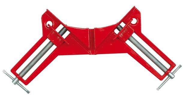 Svěrka truhlářská 75 mm úhlová Vorel